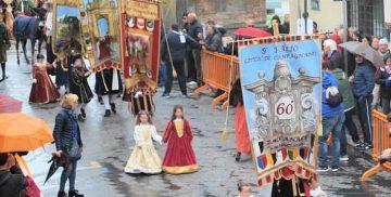 Sfilata della Festa del Baccanale 2019 a Campagnano di Roma