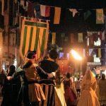 Baccanale 2019: le foto della sfilata in notturna