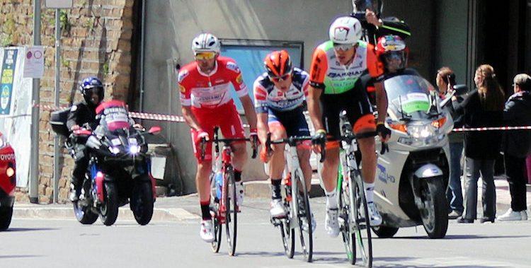 Giro d'Italia 2019 a Campagnano di Roma