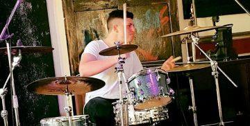 Leonardo Gentili, batteristi degli After Dawn