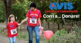 """22 giugno 2019 – """"Corri a… donare"""". Cammina con l'AVIS e per l'AVIS"""