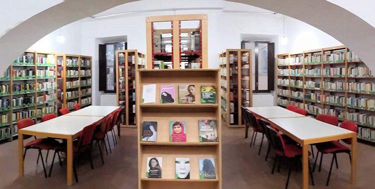 Biblioteca Comunale di Campagnano di Roma