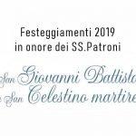 29 agosto - 1 settembre 2019 - Festa dei Santi Patroni di Campagnano