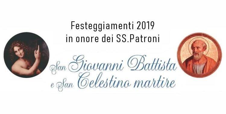 Festa dei SS.Patroni di Campagnano di Roma 2019