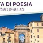 25 Ottobre 2019 - Serata di Poesia