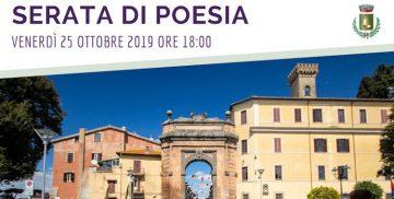 Serata di Poesia del 25 ottobre 2019 a Campagnano di Roma