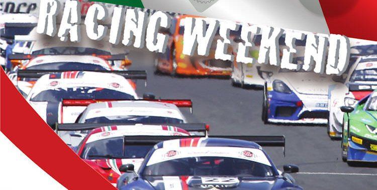 ACI Racing Weekend presso Autodromo di Vallelunga