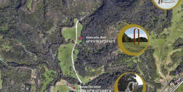 Three Gates of In-perfection alla Valle del Sorbo
