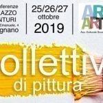 25-27 ottobre 2019 - Collettiva di Pittura