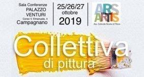 25-27 ottobre 2019 – Collettiva di Pittura