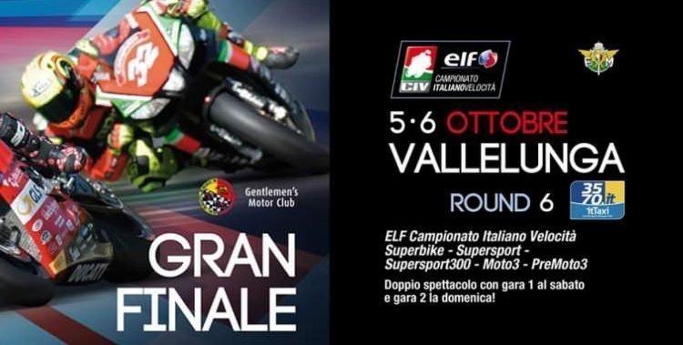 Campionato Italiano di Motociclismo a Vallelunga