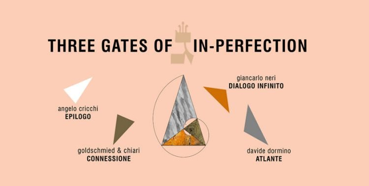 Three Gates of In-perfection alla Valle del Sorbo