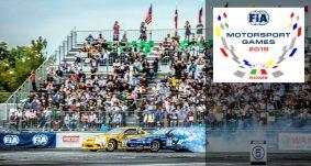 1-3 Novembre 2019 – FIA Motorsport Games a Vallelunga