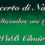 22 dicembre 2019 - Concerto di Natale