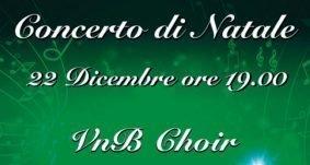 22 dicembre 2019 – Concerto di Natale
