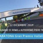 22 dicembre 2019 - Prima Maratona a Campagnano di Roma