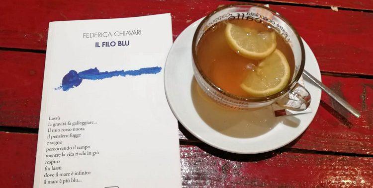 """Presentazione del libro """"IL filo blu"""" di Federica Chiavari a Campagnano di Roma"""