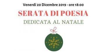 Serata di poesie di Natale del 20 dicembre 2019 a Campagnano di Roma