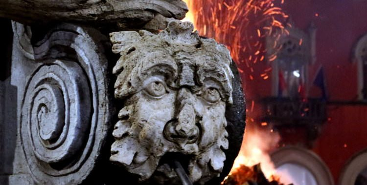 Festa di Sant'Antonio Abate 2020 a Campagnano di Roma