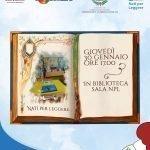 30 Gennaio 2020 - Letture ad alta voce per bambini