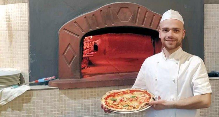pizzeria la Fabbrica della Pizza di Stefano Ciogli a Campagnano di Roma