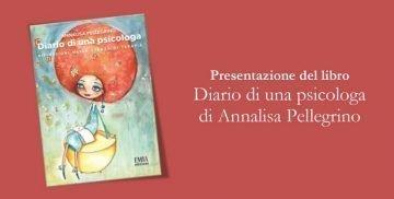 """Presentazione del libro """"Diario di una psicologa"""" di Annalisa Pellegrino a Campagnano di Roma"""
