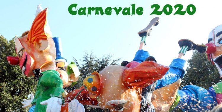 Carnevale 2020 a Campagnano di Roma