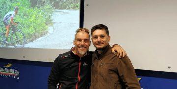 Conferenza stampa di presentazione del Ciclodromo Roma Bike Park all'autodromo di Vallelunga