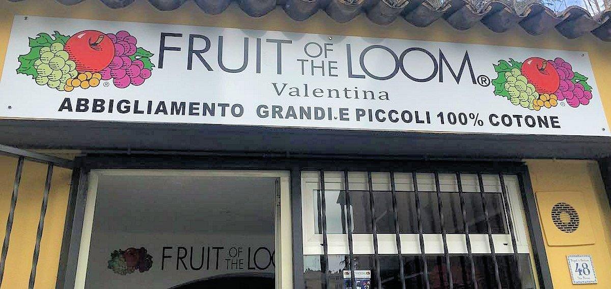 Fruit of the Loom Abbigliamento a Campagnano di Roma