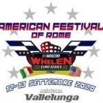 Logo American Festival of Rome