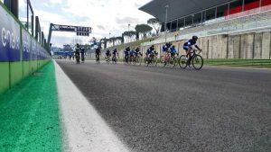 Open Day Ciclodromo Roma Bike Park all'autodromo di Vallelunga