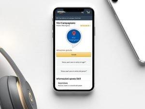Il podcast Vivi Campagnano su Amazon Alexa