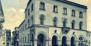Antica fotografia di Campagnano di Roma