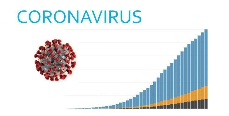 Statistiche sulla diffusione del Coronavirus