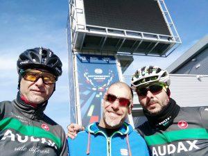 Emiliano Cantagallo e Audax Team Roma