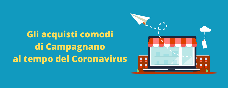 Negozi di Campagnano e Coronavirus