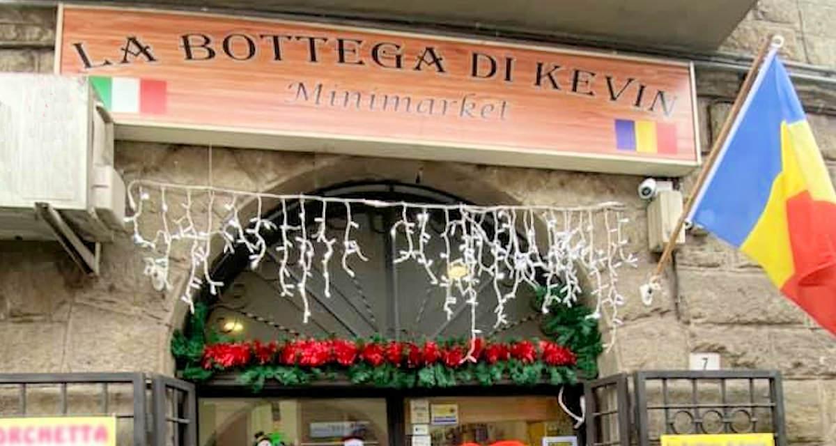 Alimentari La Bottega di Kevin a Campagnano di Roma