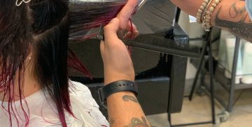 Parrucchiera Friseur Praxis di Teresa Interbartolo a Campagnano di Roma