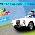 """9 Agosto 2020 - """"Cinema e Motori"""" - Festival della commedia italiana a Campagnano"""
