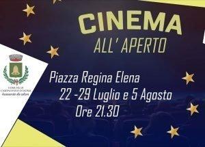 Cinema sotto le stelle 2020 a Campagnano di Roma