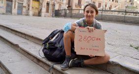 Romeo: 10 anni e 2800 km lungo la via Francigena per rivedere la nonna