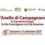 13 Settembre 2020 - Camminata lungo l'anello della Via Francigena - EVENTO ANNULLATO