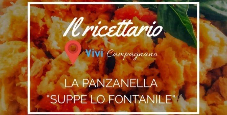Ricetta della panzanella