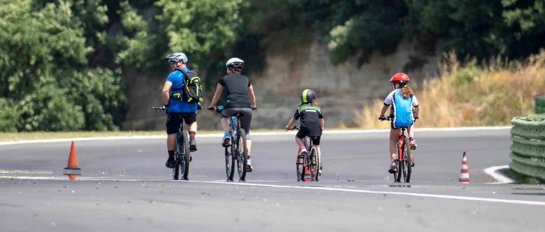 Roma Bike Park il ciclodromo di Roma a Vallelunga