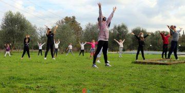 Video della scuola di danza Dancing Time di Sasha Casini a sostegno del progetto #savethearts