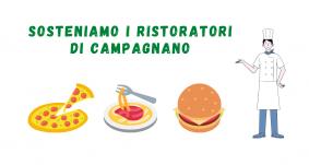 Sosteniamo i ristoratori di Campagnano