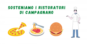 Orari di ristoranti, pizzerie e pasticcerie di Campagnano al tempo del Coronavirus