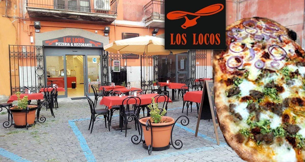 pizzeria ristorante Los Locos a Campagnano di Roma