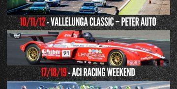 Autodromo di Vallelunga - Calendario gare auto e moto settembre2021