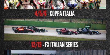 Autodromo di Vallelunga - Calendario gare auto e moto giugno 2021